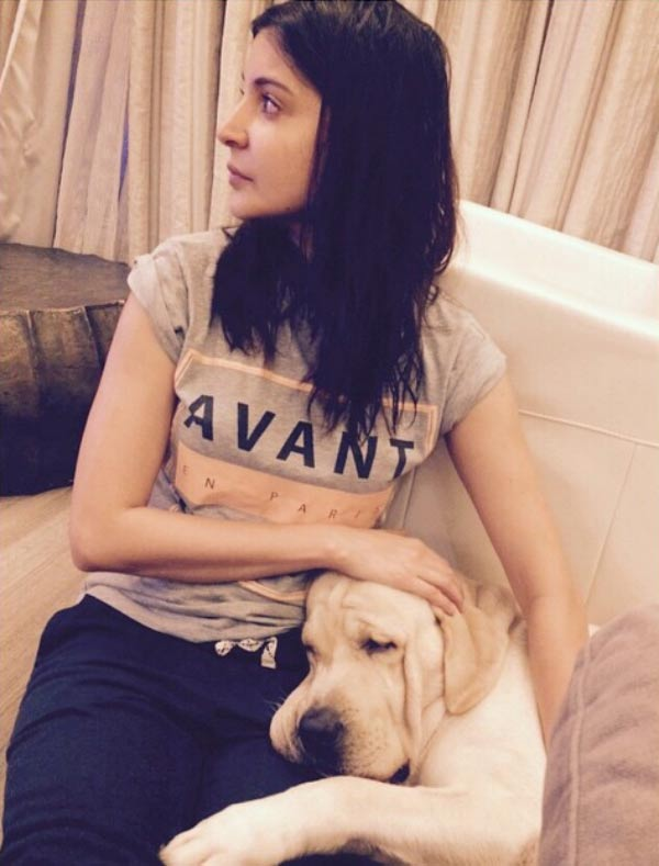 Bollywood Celebrities and their pets! image
