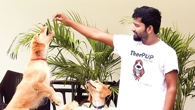 Therapup: The new pet cafe in Bangaluru image
